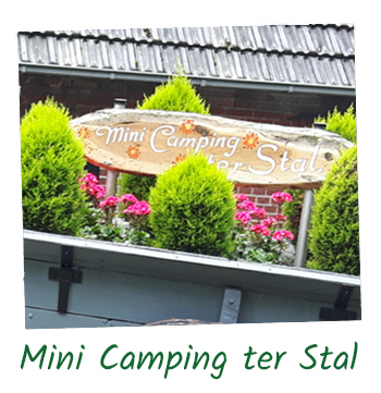 minicamping ter Stal