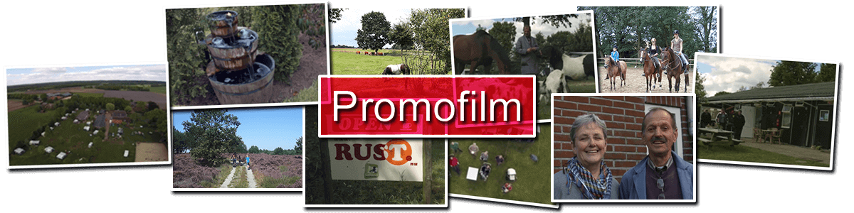 Promofilm Minicamping ter Stal